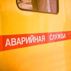 Аварийные службы Сыктывкара
