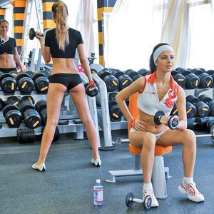 Фитнес-клубы Сыктывкара