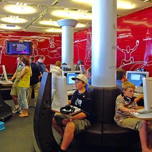 Интернет-кафе Сыктывкара