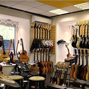 Музыкальные магазины Сыктывкара