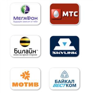 Операторы сотовой связи Сыктывкара