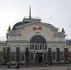 Железнодорожные вокзалы в Сыктывкаре