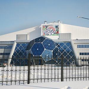 Спортивные комплексы Сыктывкара