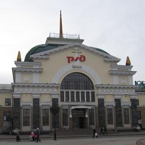 Железнодорожные вокзалы Сыктывкара